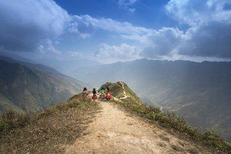 Mountains of Ha Giang