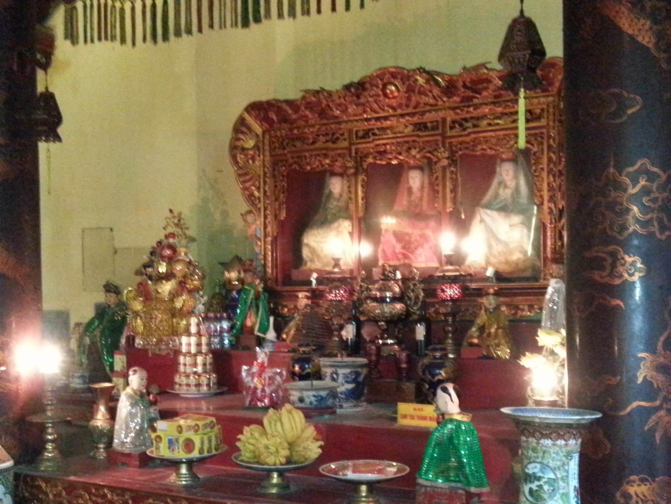 Shrine to Mẫu Thoải