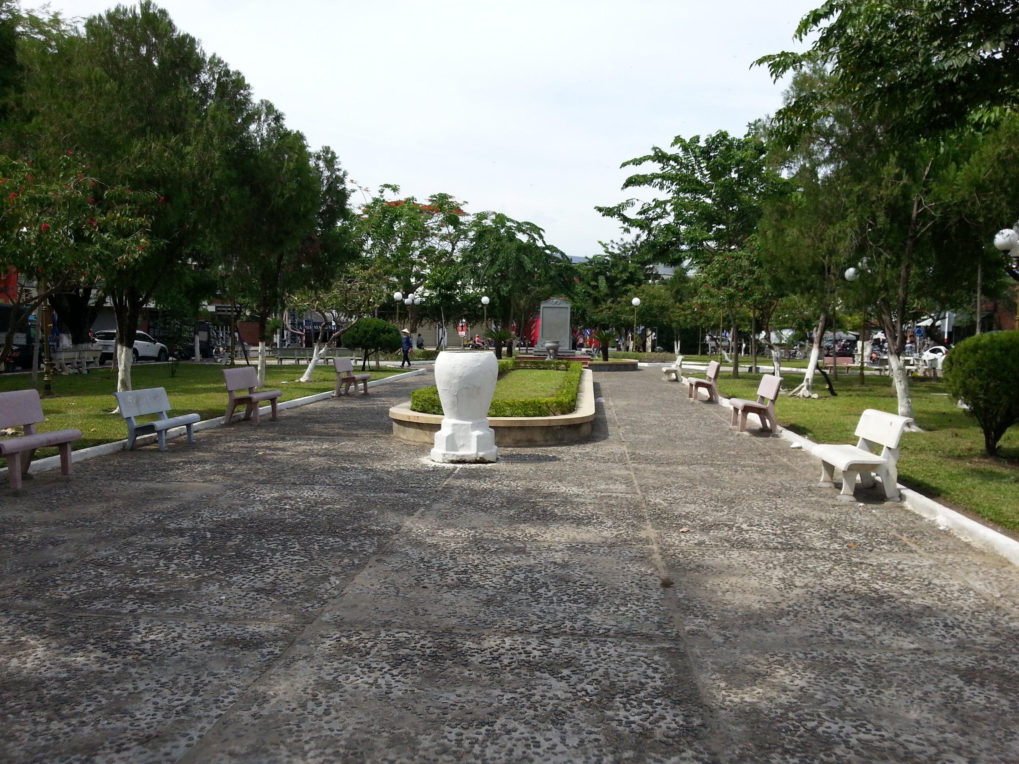 23 October Park in Nha Trang