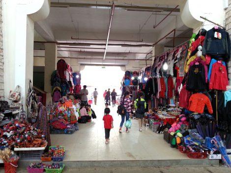Clothes at Sapa Market