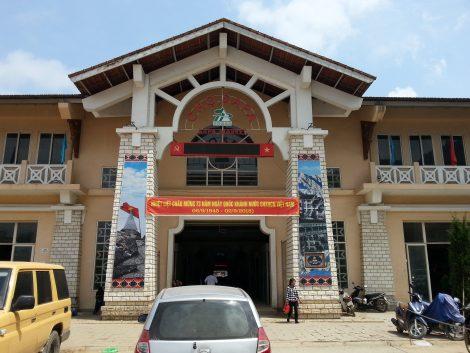 Entrance to Sapa Market