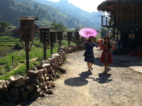 Hmong villagers