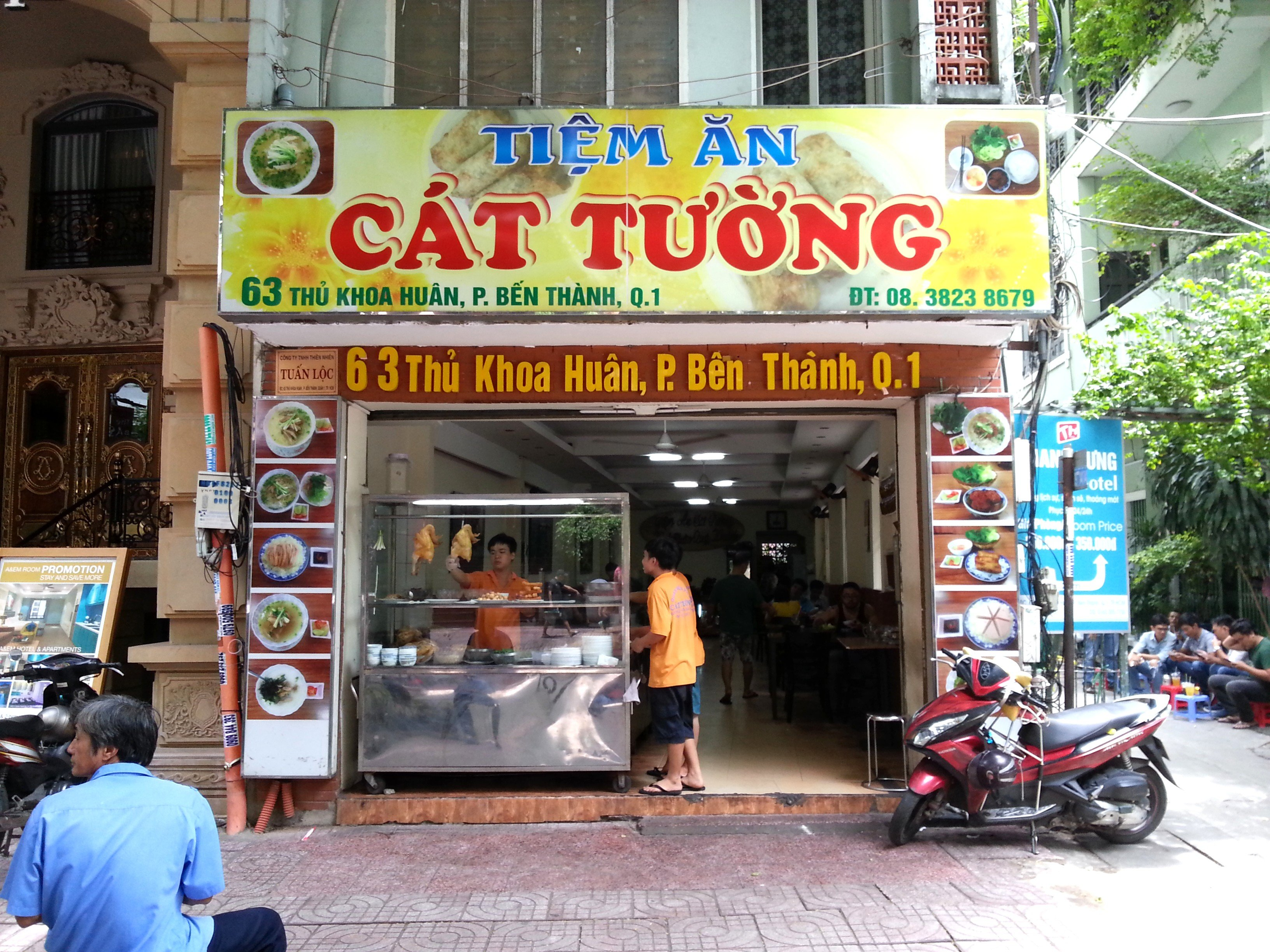 Tiem An Cat Tuong Restaurant in Ho Chi Minh City
