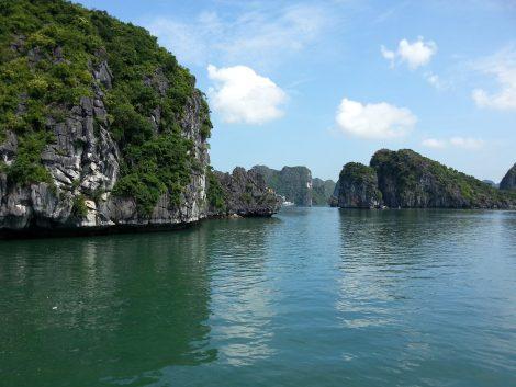 Islands In Lan Ha Bay