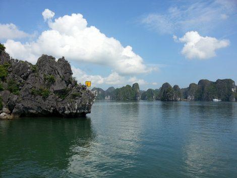 More Islands in Lan Ha Bay