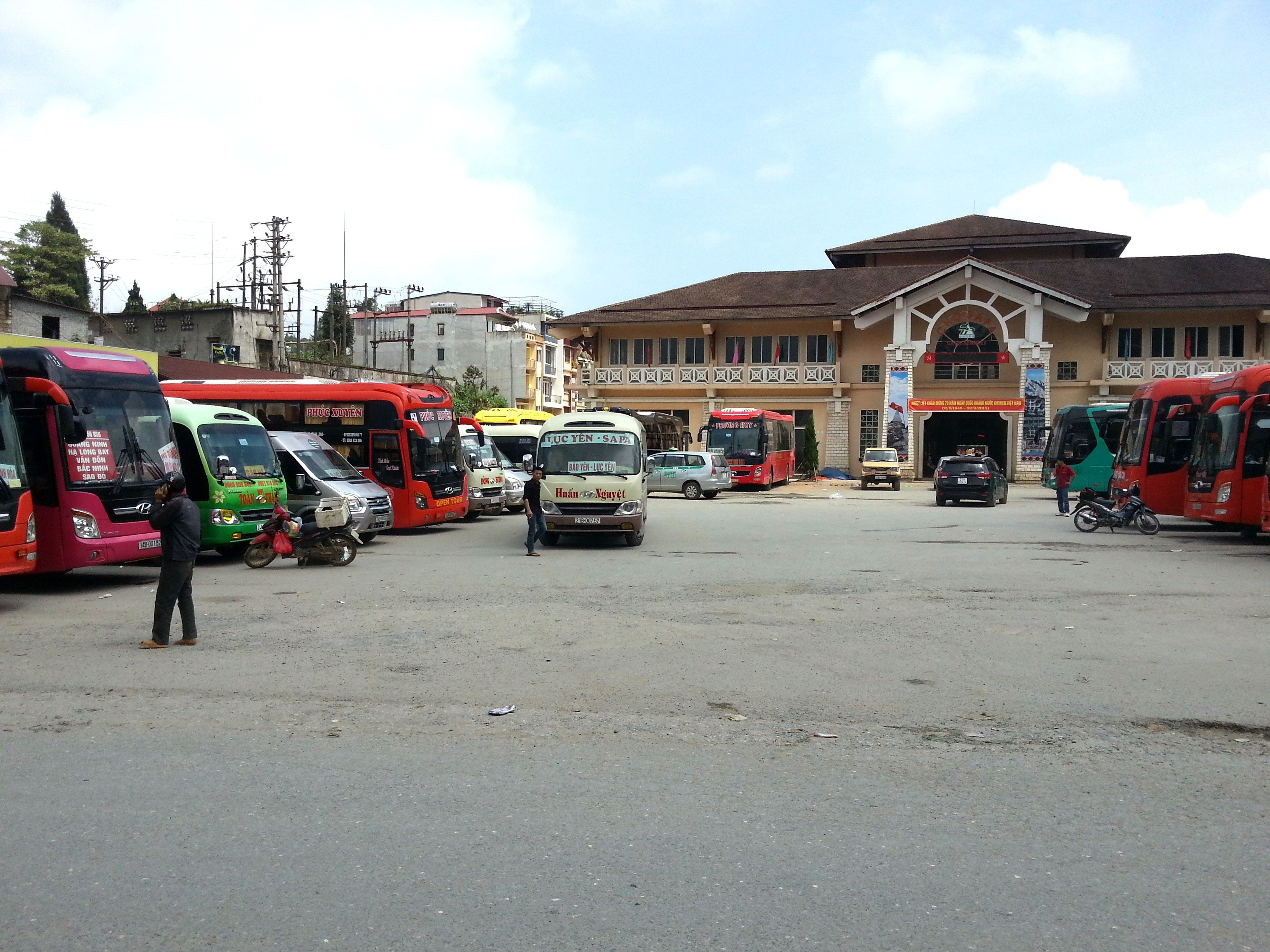 Sapa Bus Station