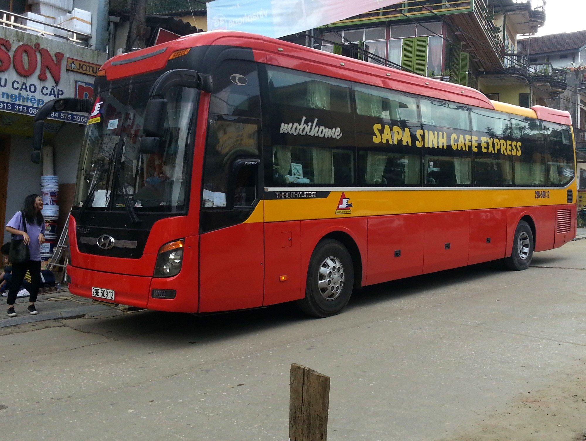 Vietnam Bus Times