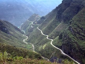 Road to Ha Giang