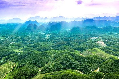 Tràng An Scenic Landscape Complex in Ninh Binh
