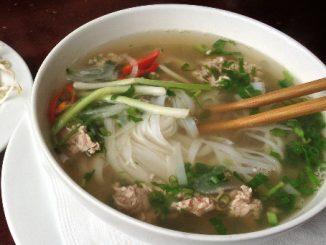 Pho is Vietnam's internationally best known dish