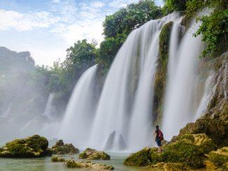 Ban Gioc Waterfall in Cao Bang Province