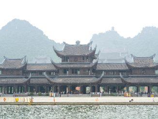 Tam Chúc Pagoda near Hanoi
